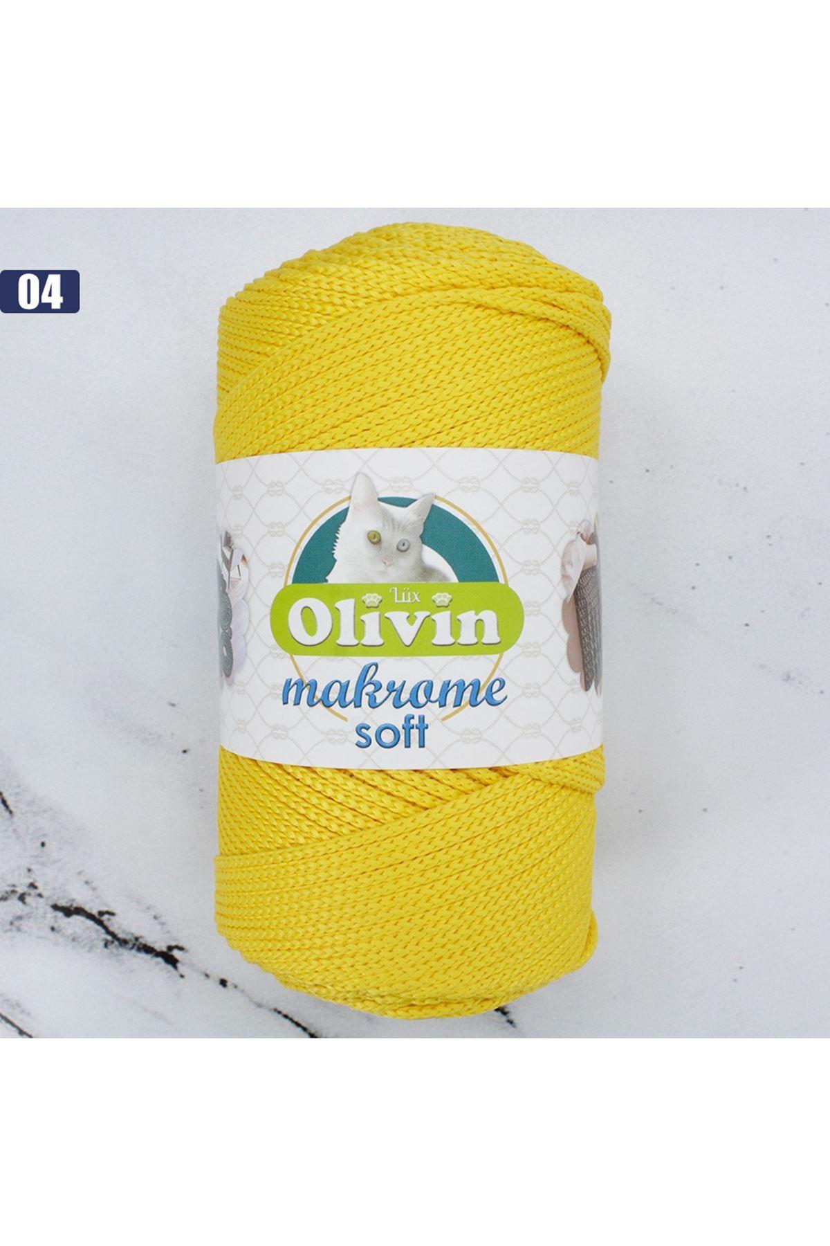 Olivin Makrome Soft 04