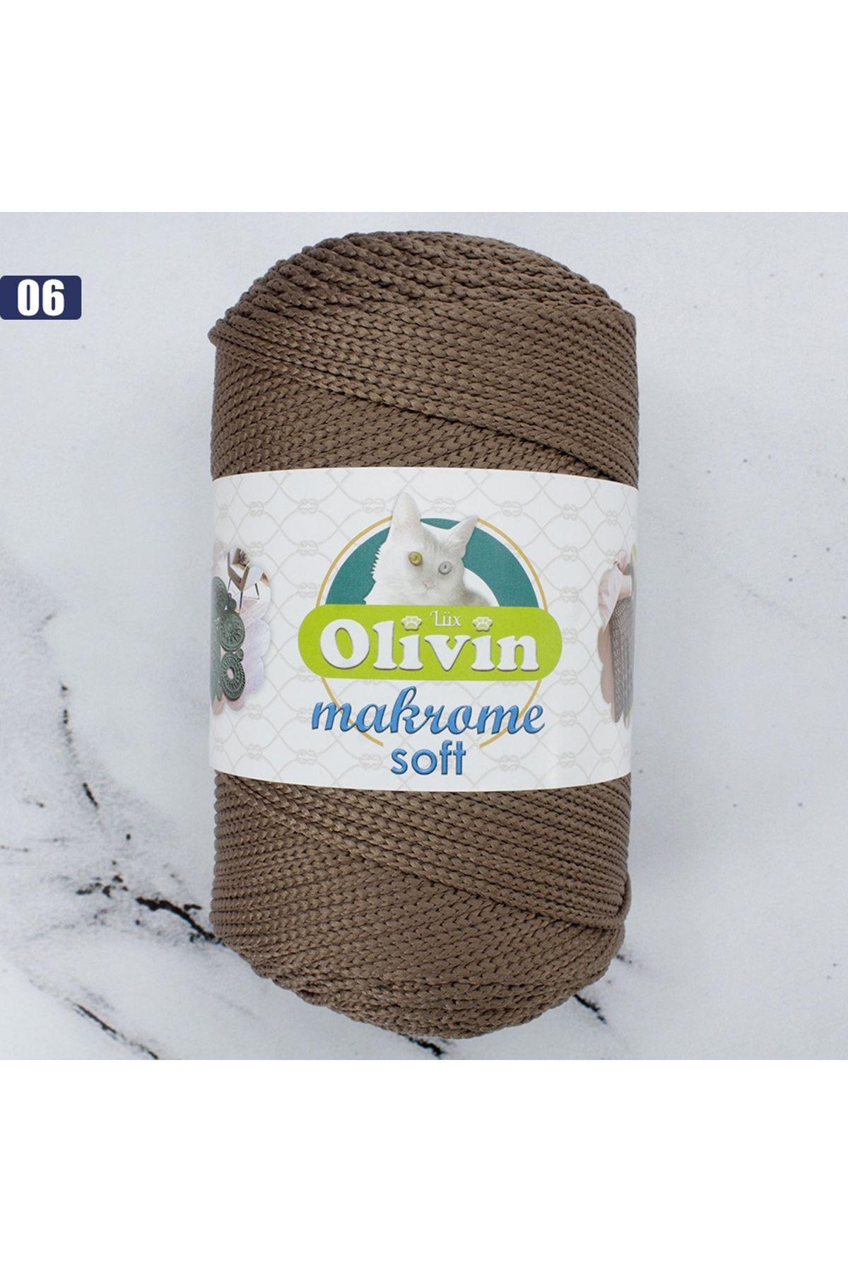 Olivin Makrome Soft 06