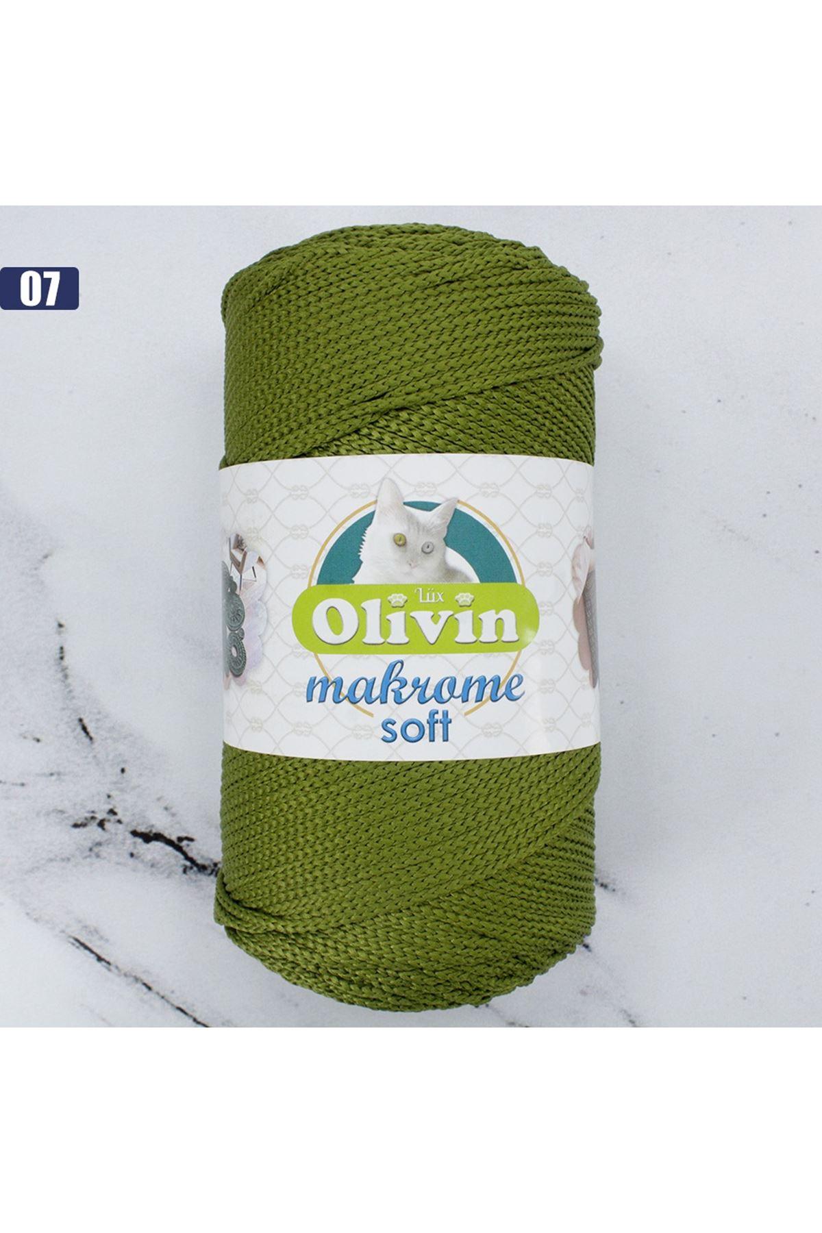 Olivin Makrome Soft 07