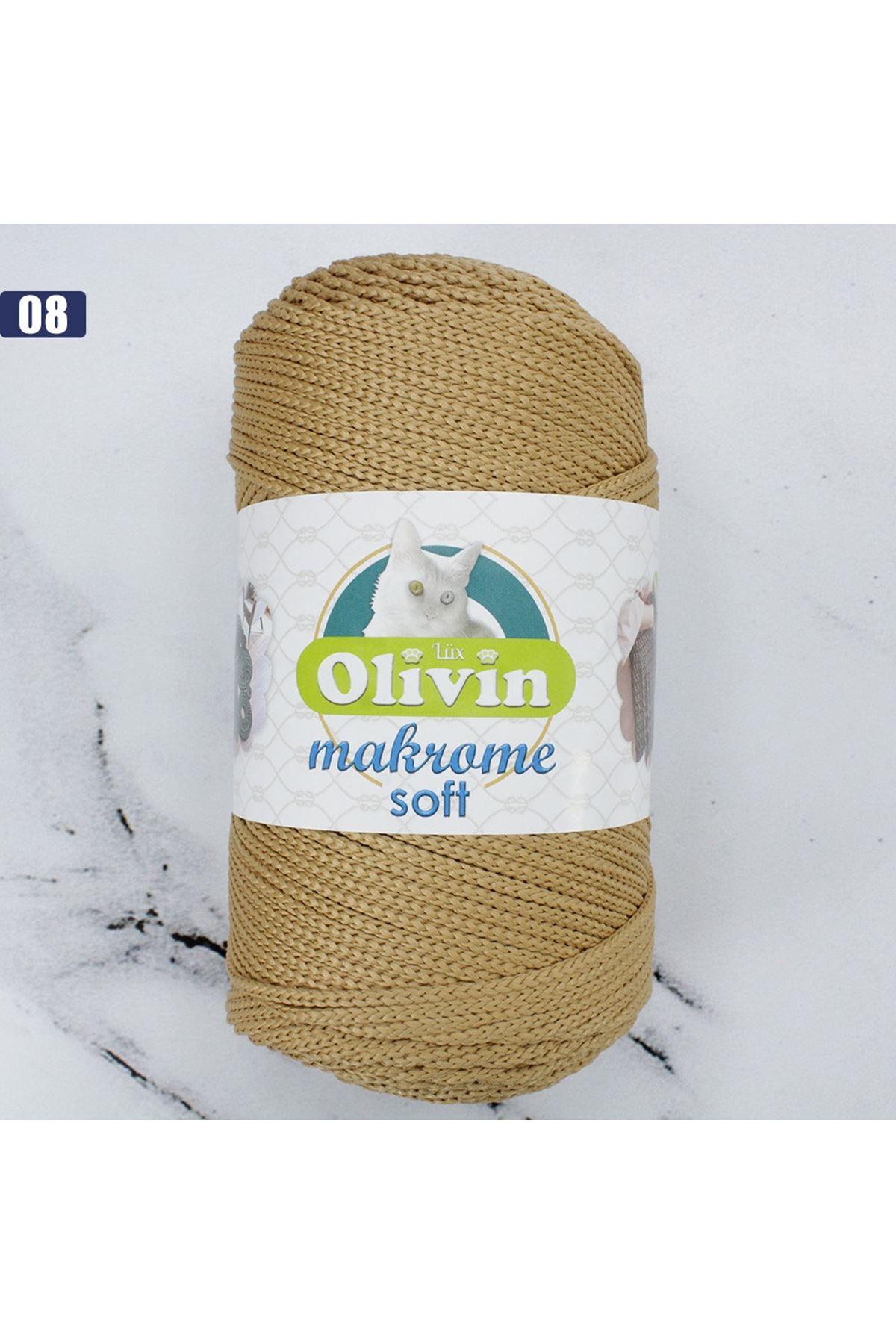Olivin Makrome Soft 08