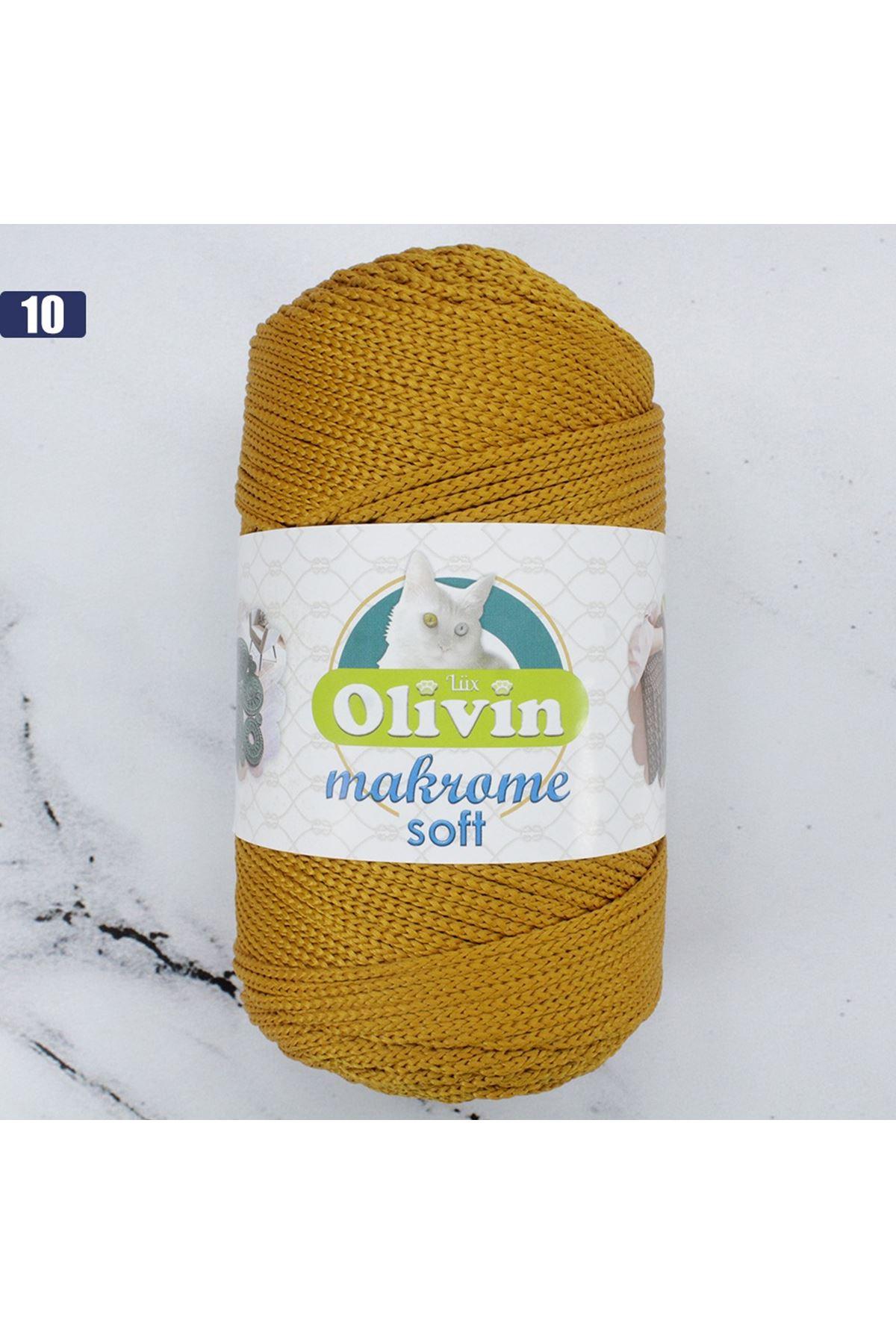 Olivin Makrome Soft 10