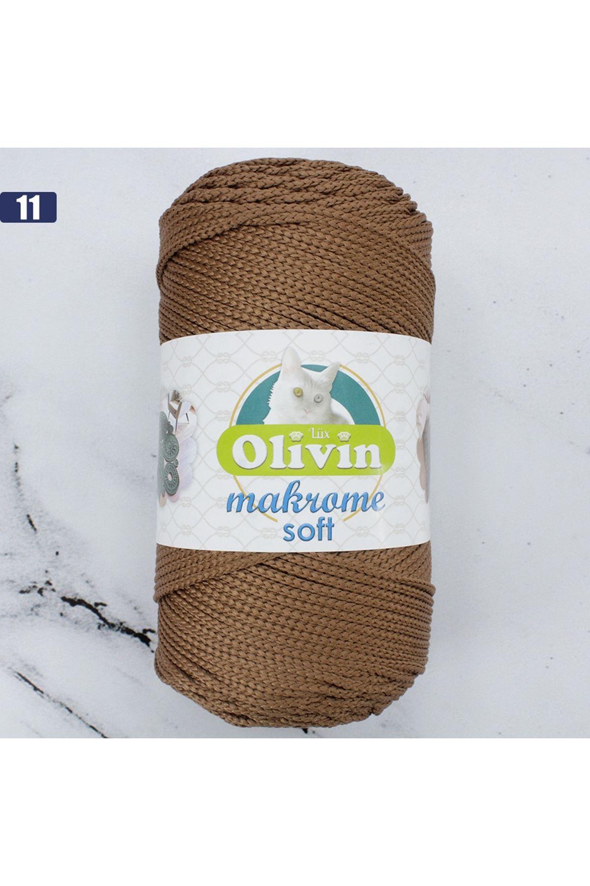 Olivin Makrome Soft 11