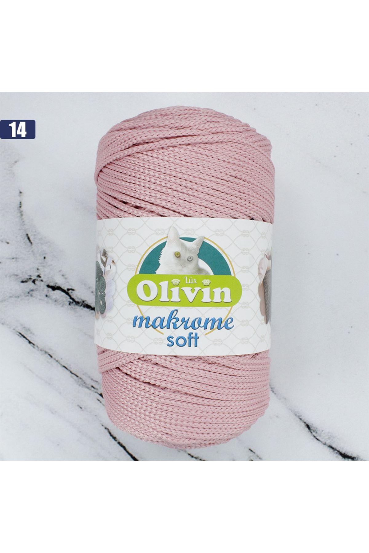 Olivin Makrome Soft 14