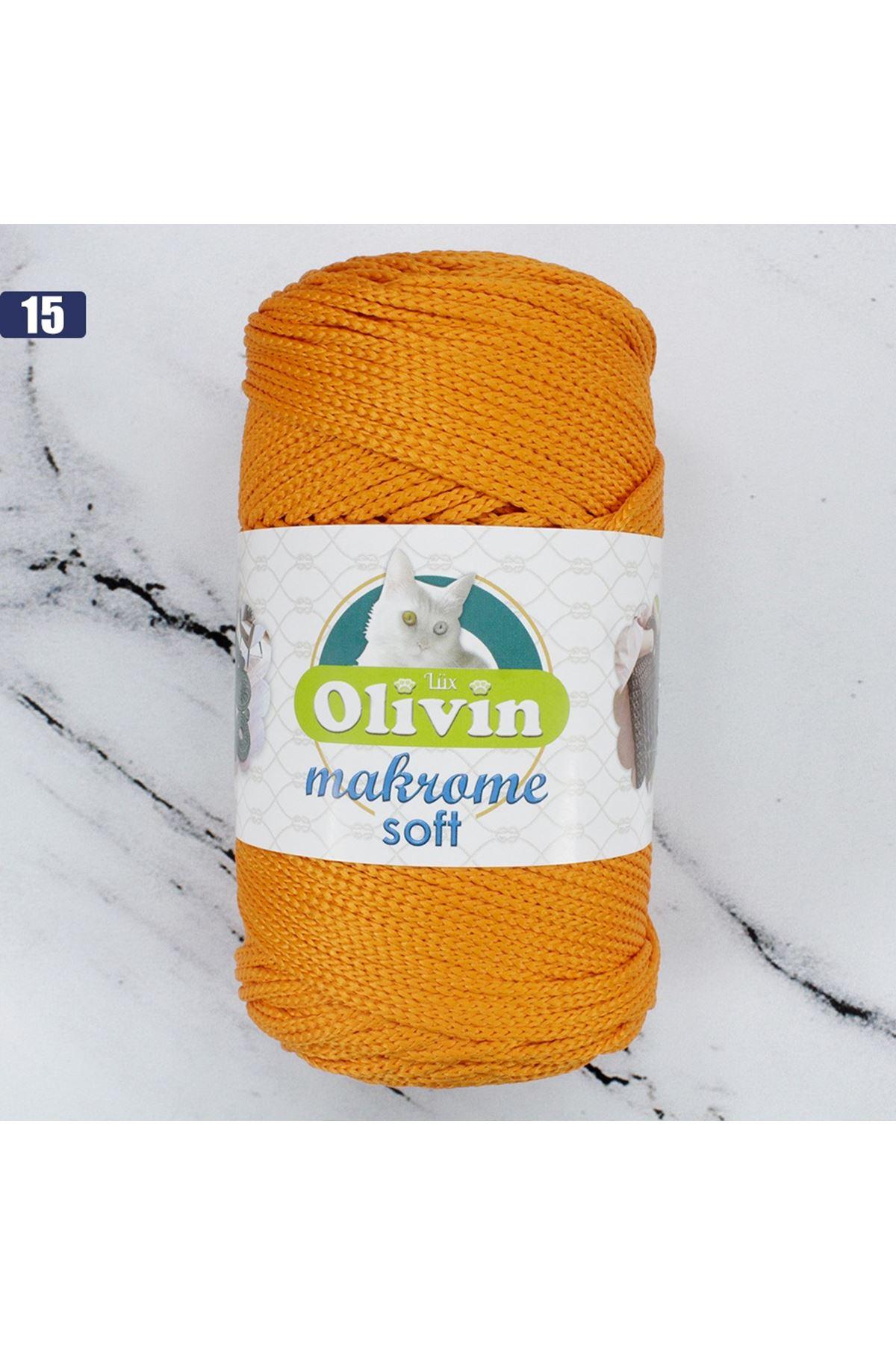 Olivin Makrome Soft 15