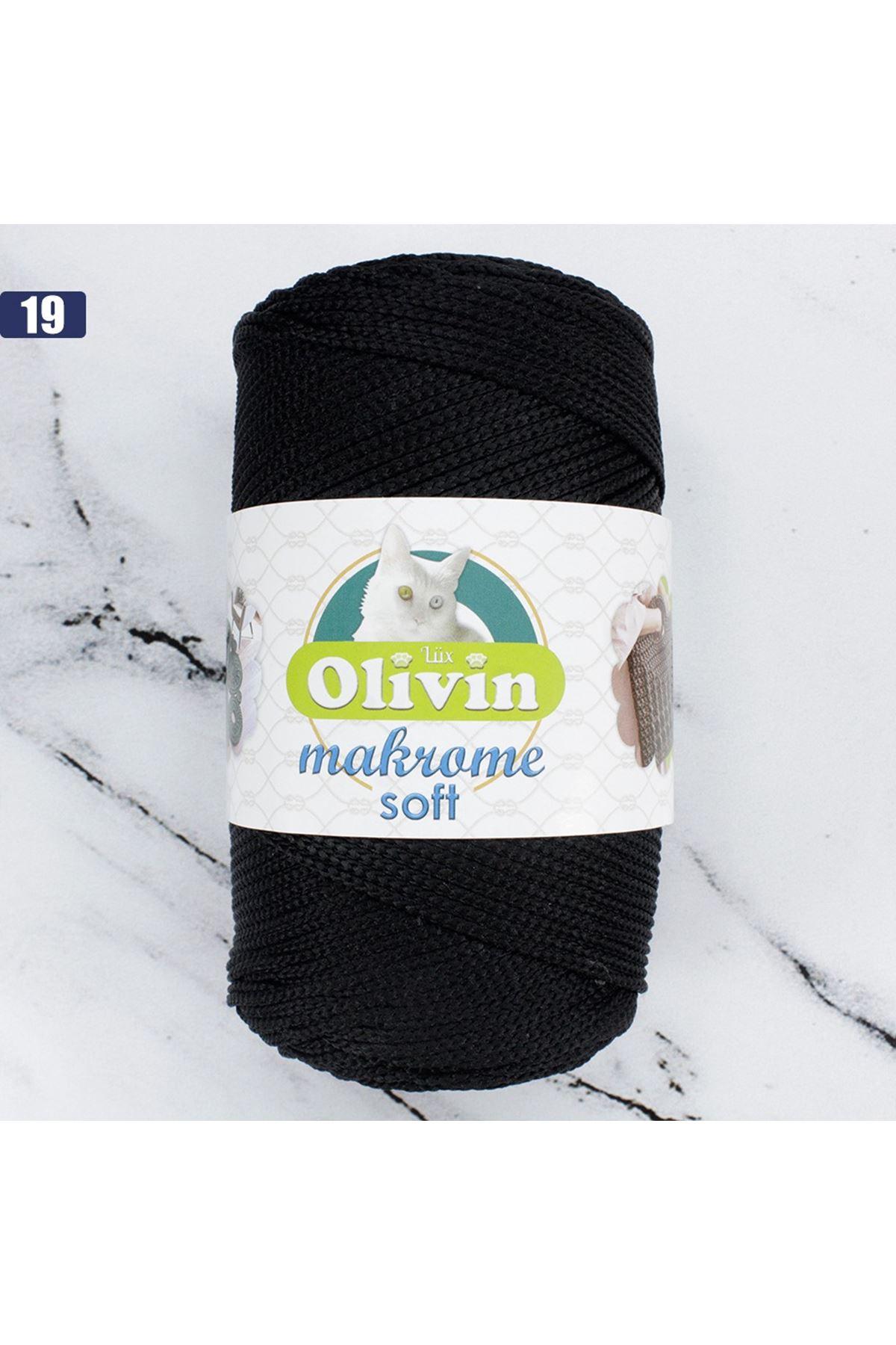 Olivin Makrome Soft 19
