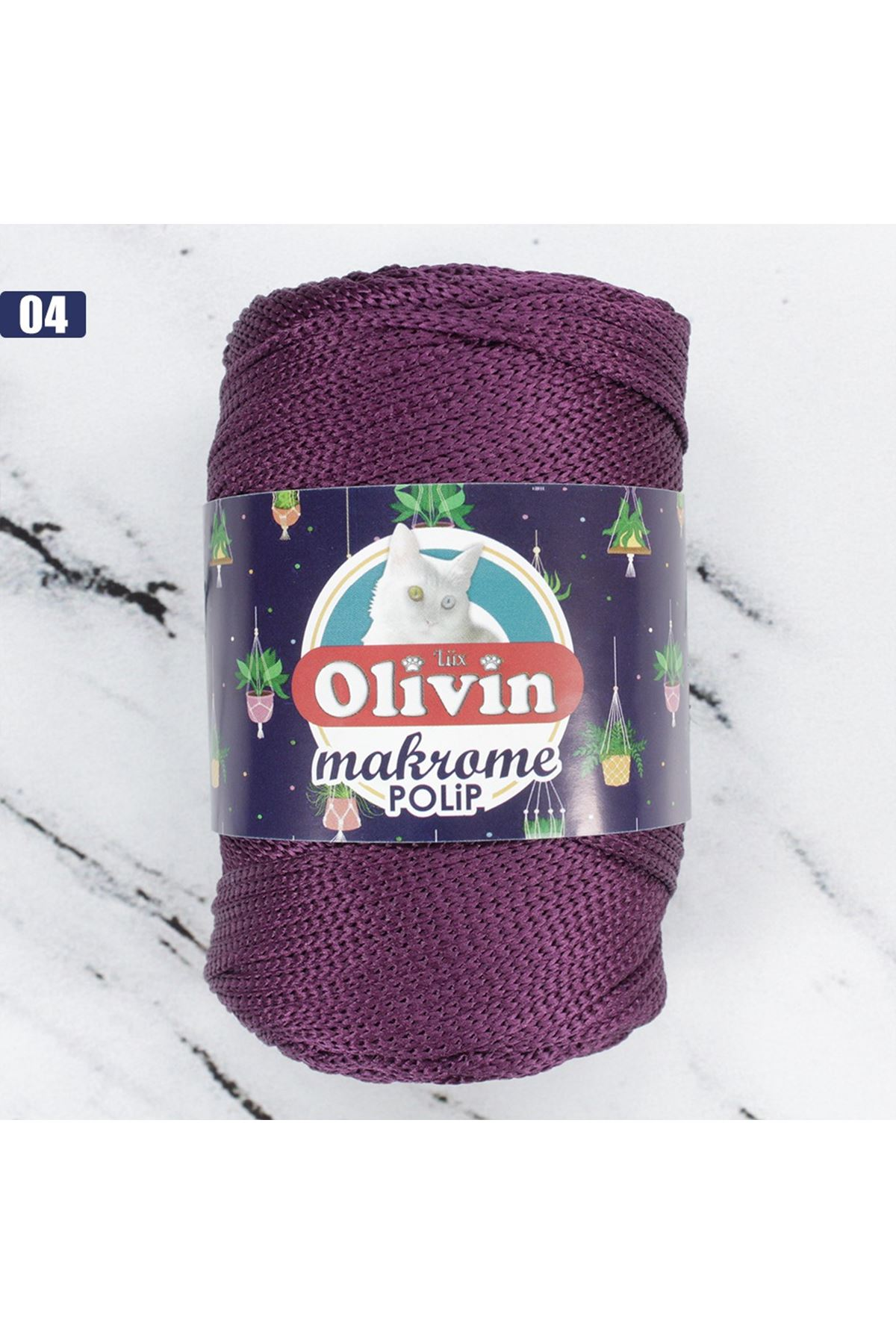 Olivin Makrome Polip 04