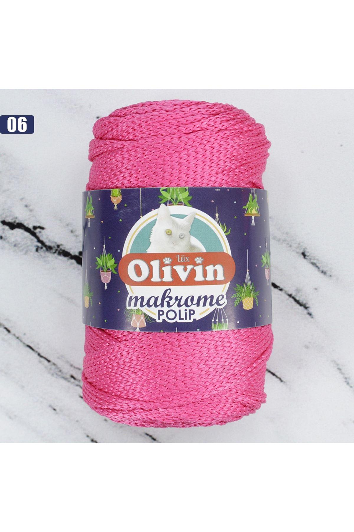 Olivin Makrome Polip 06