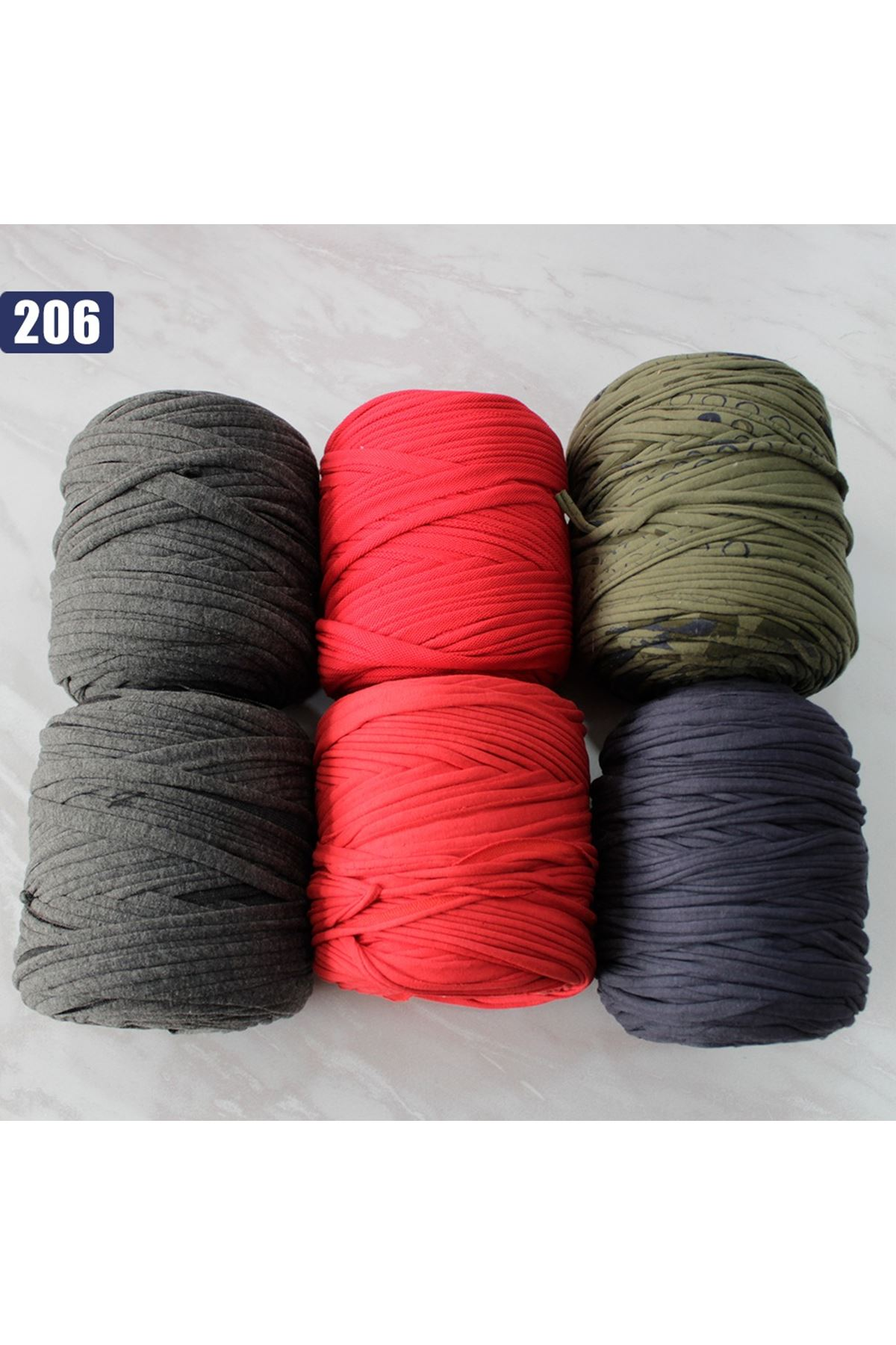 Penye 6'lı Grup 206