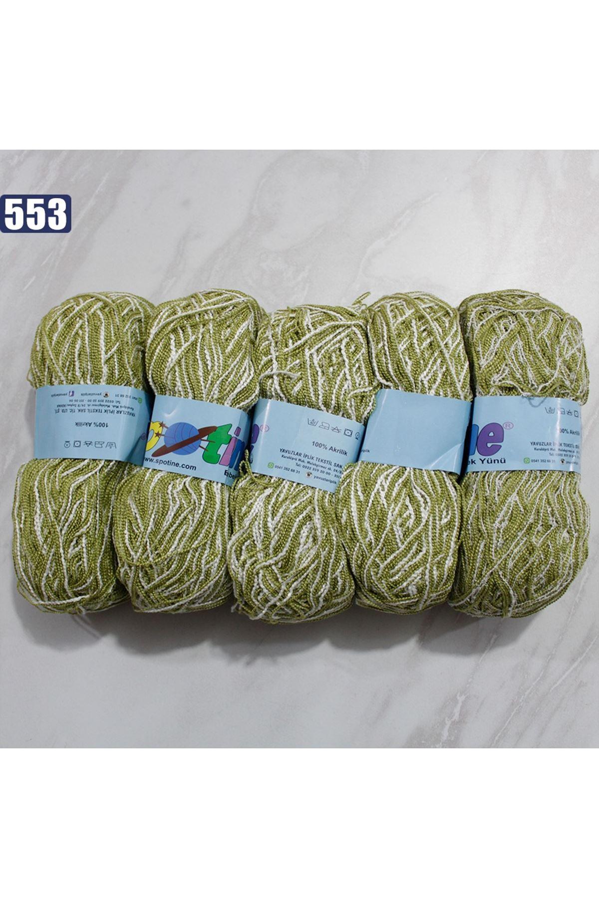 GRUP 553 - 5 ADET İP - 200 gram